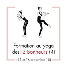 Formation yoga septembre 18